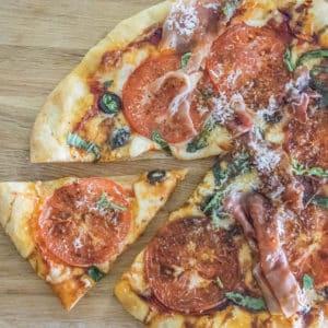 義式薄皮披薩