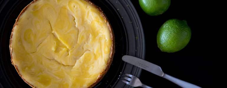 檸檬起士大理石蛋糕