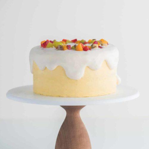 夏日水果蛋糕