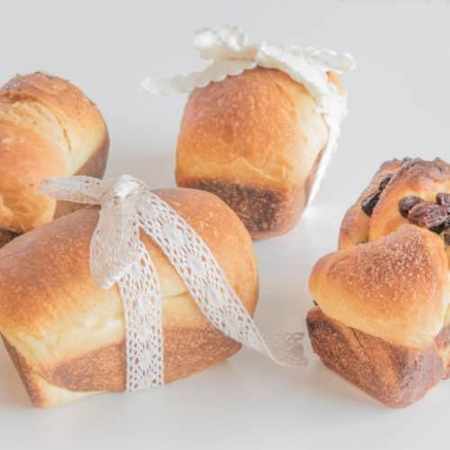 布里歐麵包
