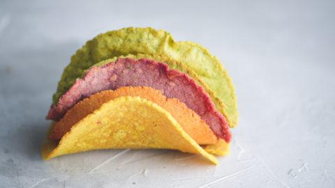 墨西哥塔可餅