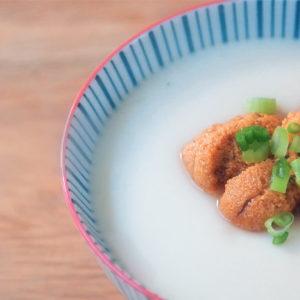 海膽日式蒸蛋