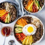 韓式烤肉紅藜飯 Bibimbap