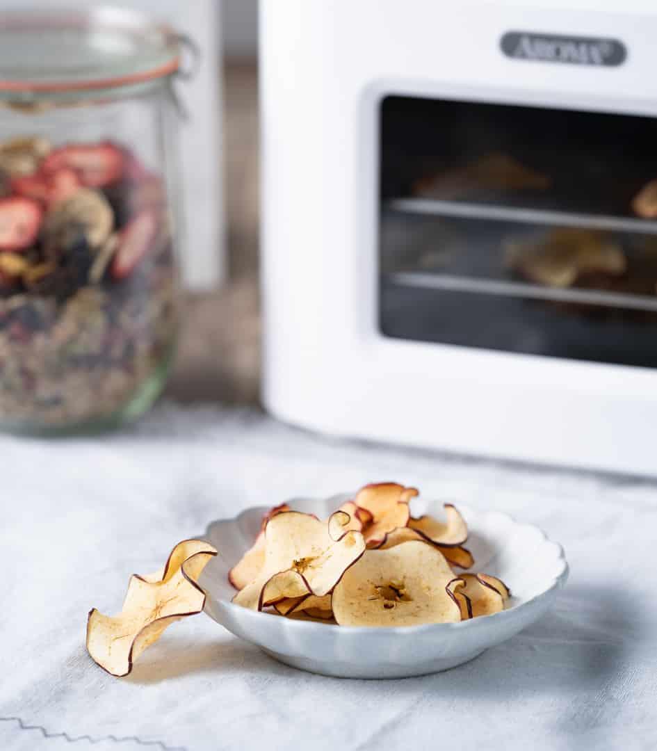 食物乾燥機_乾燥蘋果片