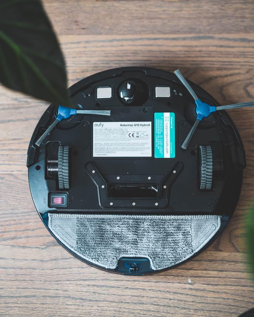 eufy掃拖二合一機器人