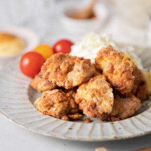 烤箱版日式炸雞