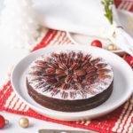 胡桃巧克力蛋糕